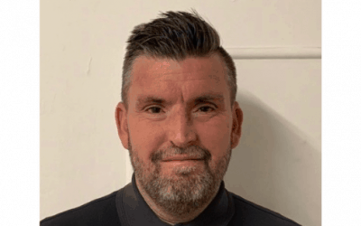 Rob Taylor appointed Quality Assurance and Training Supervisor