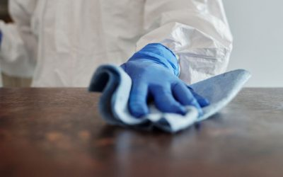 Creating An Effective Back to Work Cleaning Strategy