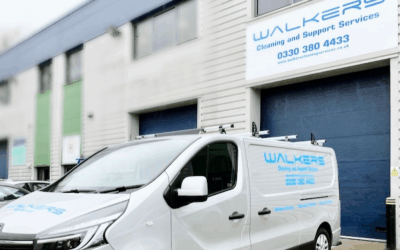 Walkers Growth Spurs Office Move